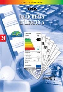 Enea Etichetta energetica