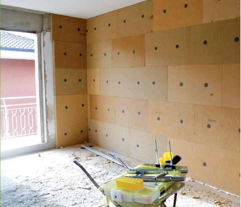 Corso risanamento con isolamento termico interno ape fvg - Isolamento interno ...